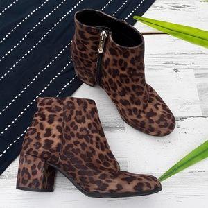 Circus Sam Edelman| Vikki Ankle Boots Leopard 6